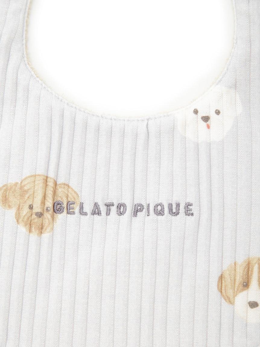 【BABY】メレンゲドッグ柄 baby ビーグルスタイ | PBGG215621