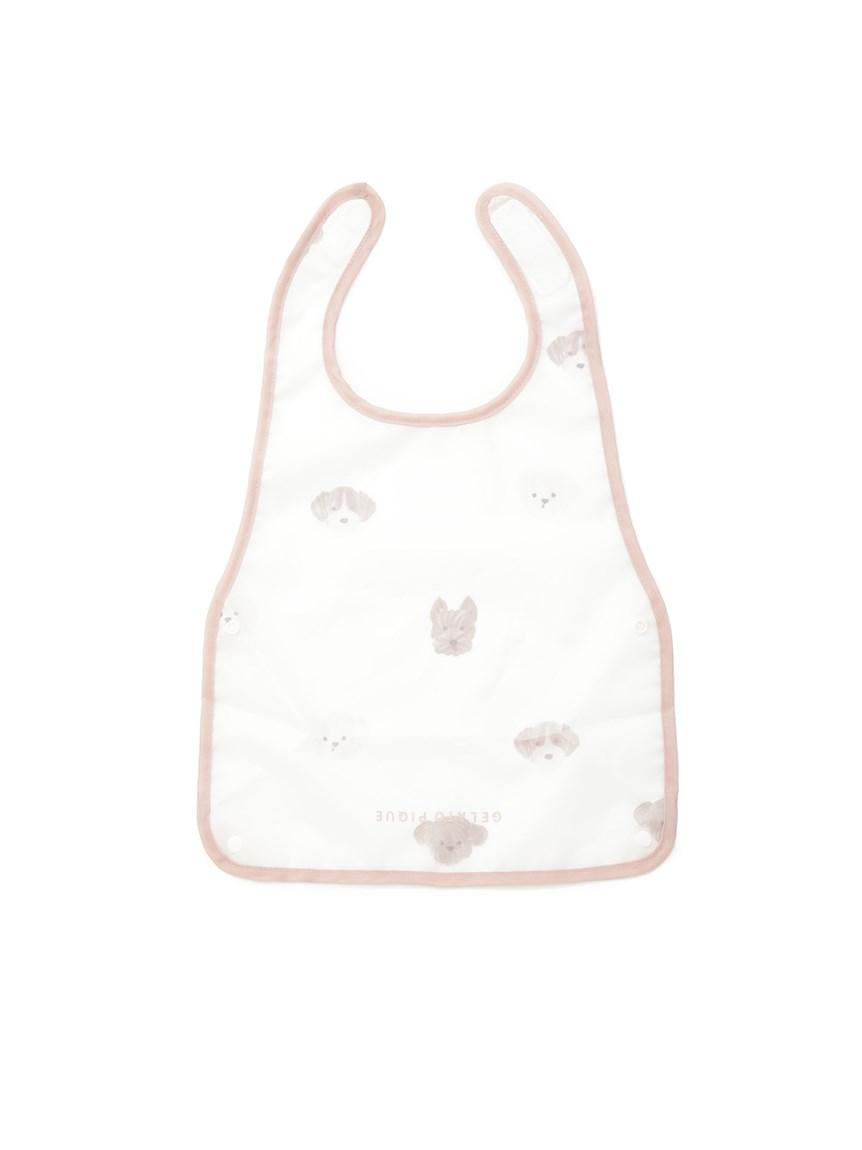 【BABY】メレンゲドッグ柄 baby お食事スタイ | PBGG215622