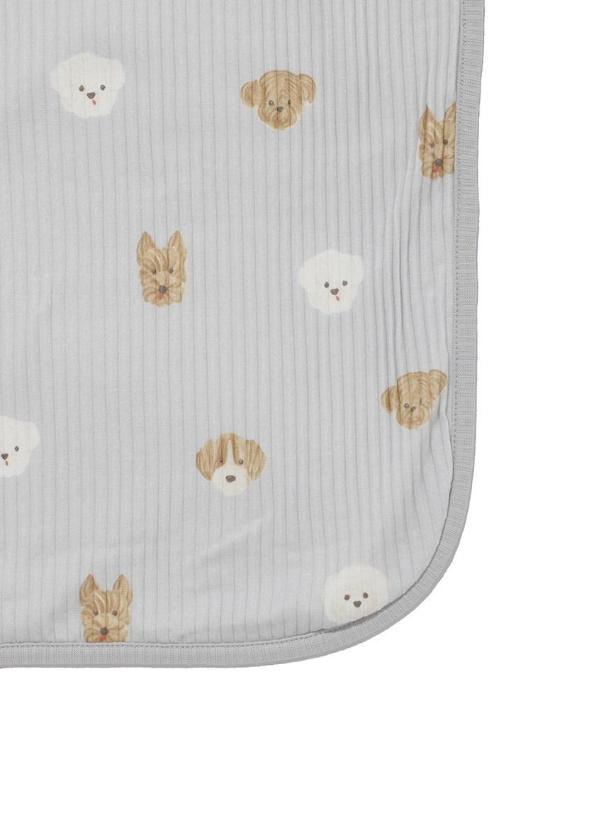 【BABY】メレンゲドッグ柄 baby ブランケット | PBGG215623