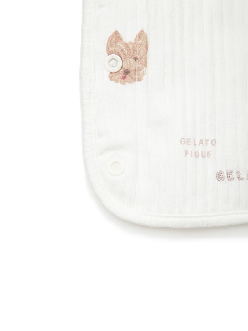 【BABY】メレンゲドッグ柄 baby サッキングパッド | PBGG215624