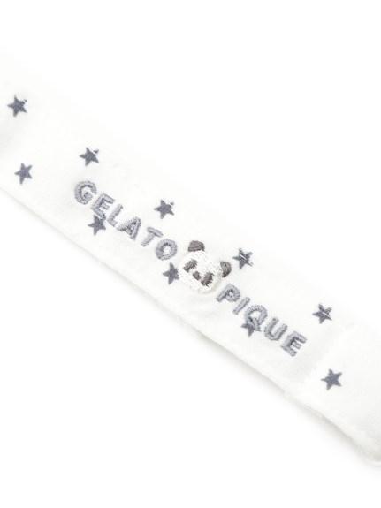 【ラッピング】Babyyくるまデイジー柄スタイ&マルチクリップSET | PBGG219051