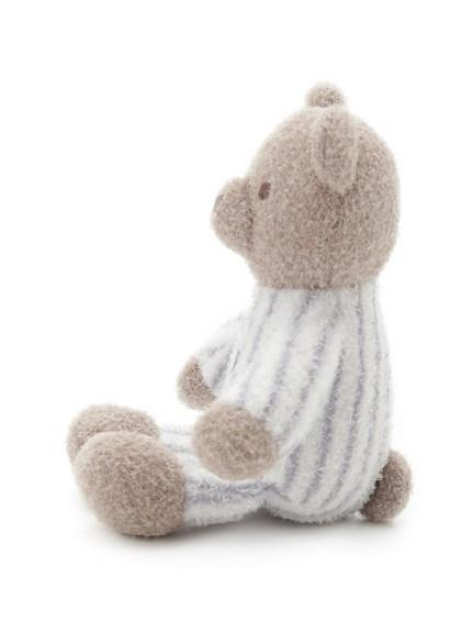 【ラッピング】Babyモーニングベア柄ブランケット&スタイ&くまラトルSET | PBGG219103