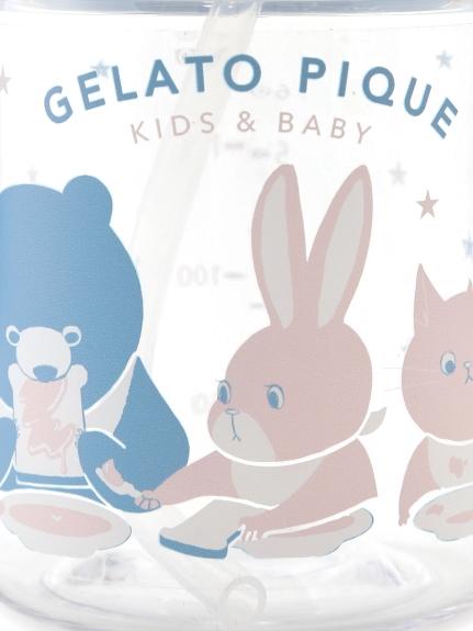 【ラッピング】【Baby】スムーズィスターチェリーお食事スタイ&ストローマグSET | PBGG219173
