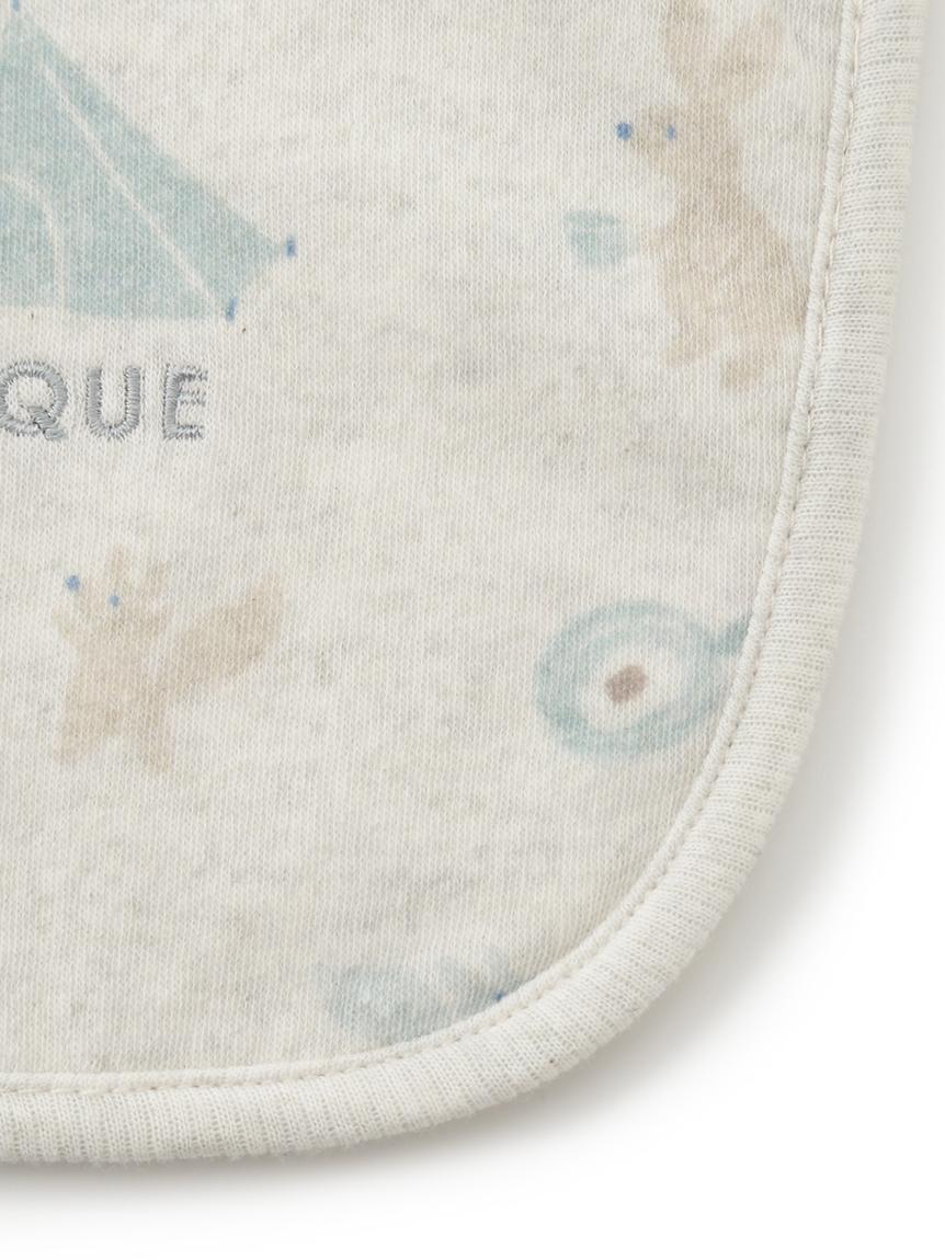 【ラッピング】【BABY】 アニマルキャンプモチーフ baby スタイ&'リサイクル'スムーズィー'baby マルチクリップ   PBGG219326