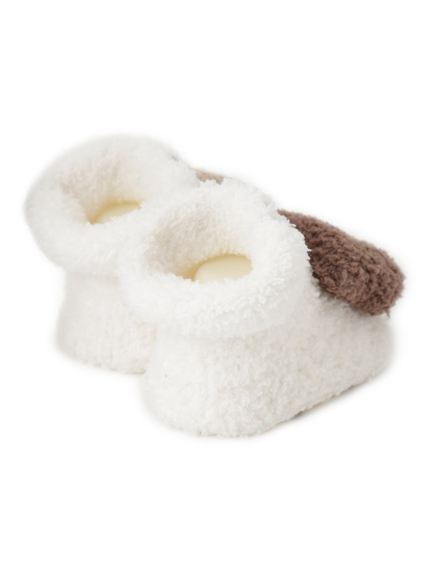 【ラッピング】【BABY】 クッキーアニマルモチーフブランケット&ベビモコ'くまクッキー ソックスSET | PBGG219339