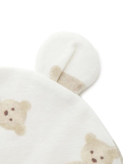 ベアモチーフ baby キャップ | PBGH205730
