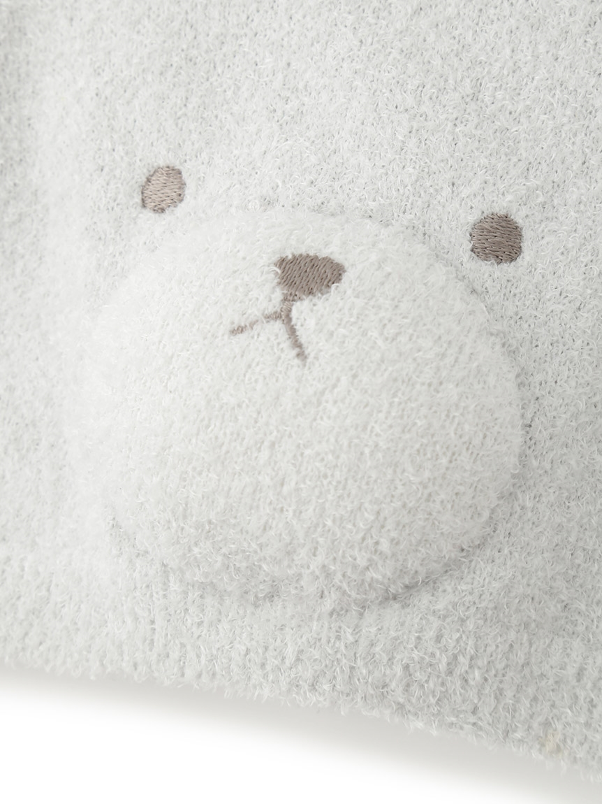 【BABY】 'リサイクル'スムーズィー'くま baby キャップ | PBGH214724