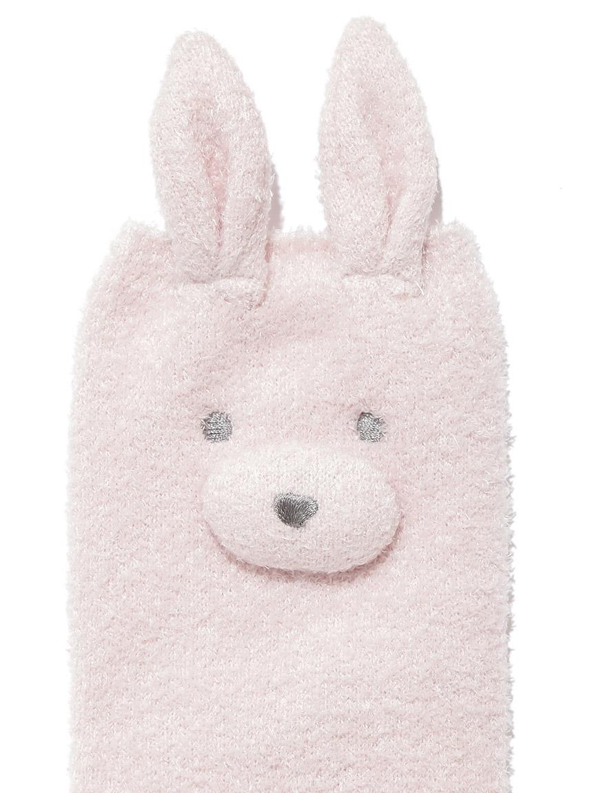 【BABY】 'リサイクル'スムーズィー'ウサギ baby レッグウォーマー | PBGS214715