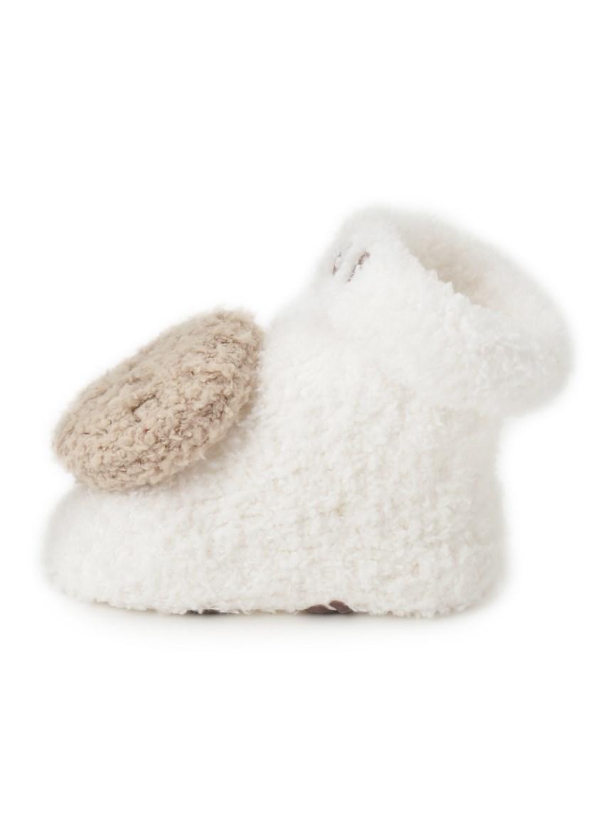 【BABY】 'ベビモコ'くまクッキー baby ソックス | PBGS214726