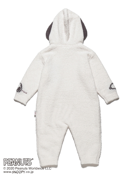 【PEANUTS】ジャガード baby ロンパース | PBNO205441
