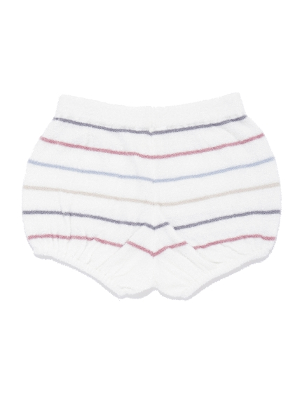 【BABY】'スムーズィー'カラフルピンボーダー baby ブルマ   PBNP212444