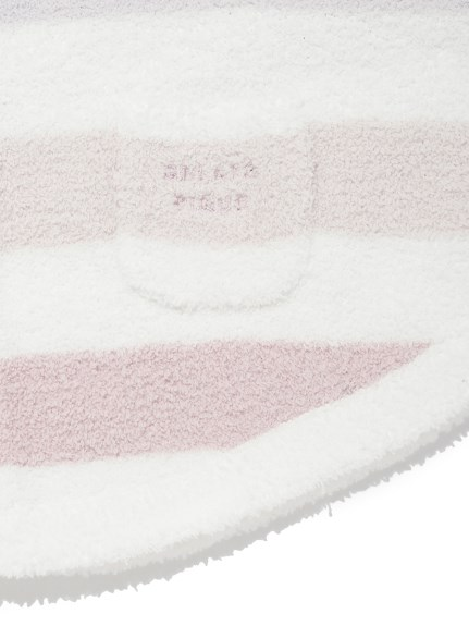 【BABY】'ベビモコ'5ボーダー baby ポンチョ | PBNT211440