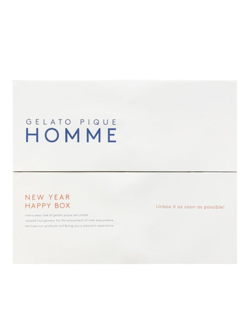 ONLINE限定【HOMME】HAPPY BOX | PFKB211809