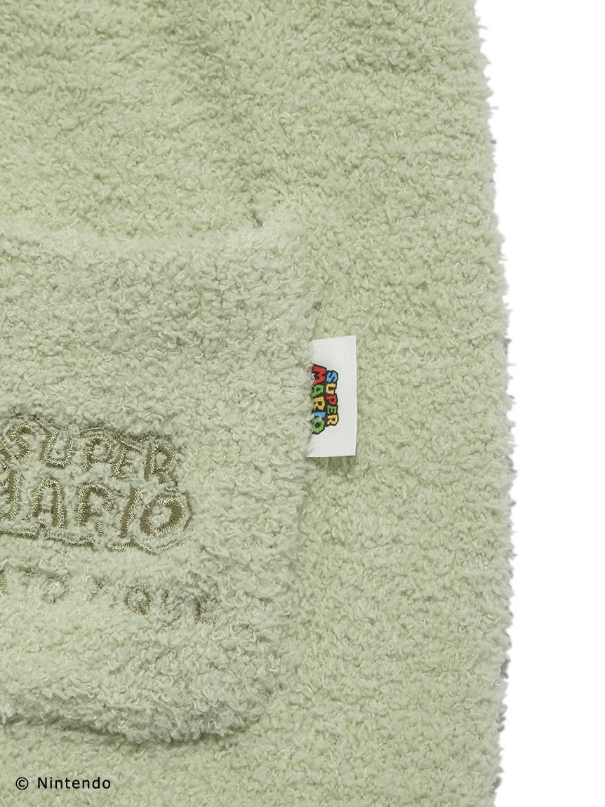 【スーパーマリオ】 【ジュニア】 【ONLINE限定】 ヨッシー パーカ&ロングパンツ | PJNT214495