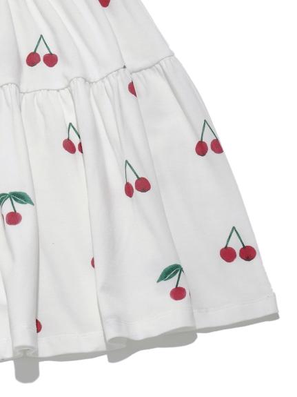【KIDS】チェリーモチーフ kids ドレス | PKCO212414