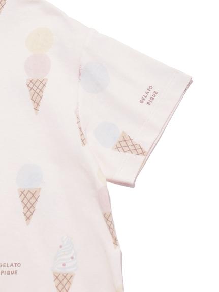 【KIDS】アイスクリームアニマルモチーフ kids ドレス   PKCO212420