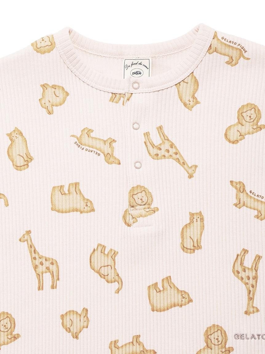 【KIDS】 クッキーアニマルモチーフ kids ドレス   PKCO214421