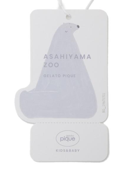 【旭山動物園】ペイントアニマルモチーフ kids ショートパンツ | PKCP202422