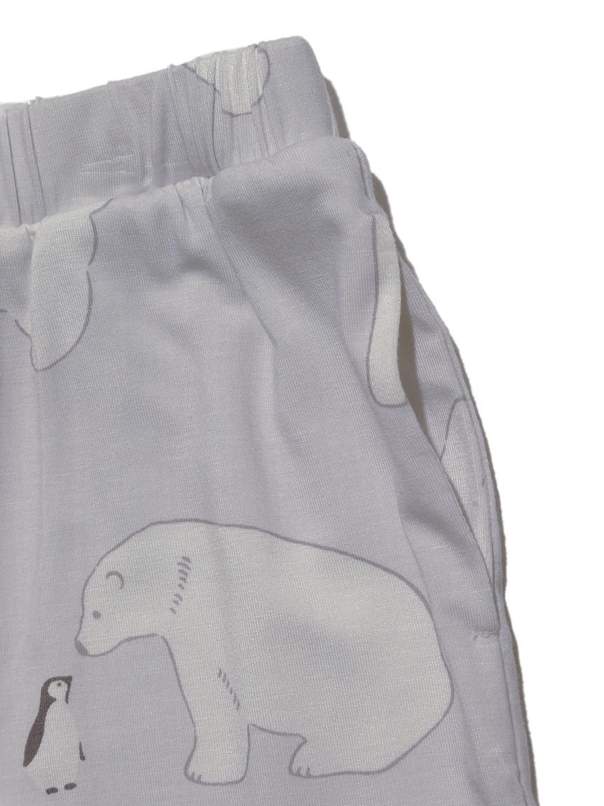 【KIDS】【COOL FAIR】シロクマモチーフ kids ショートパンツ   PKCP212423