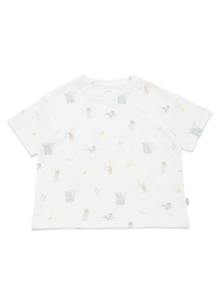 【KIDS】モーニングベア kids Tシャツ | PKCT211417