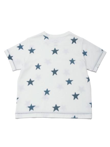 【KIDS】スターモチーフ kids Tシャツ | PKCT212410
