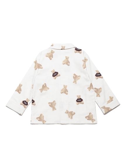 ベアネル kids シャツ | PKFT205424