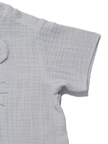 【KIDS】アニマルガーゼ kids Tシャツ | PKFT211420