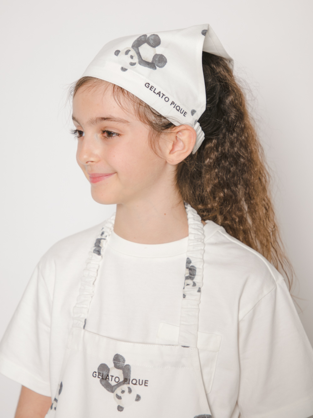 【オフィシャルオンラインストア限定】【KIDS】アニマル柄三角巾   PKGG211779