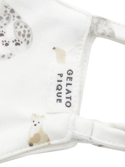 【KIDS】【旭山動物園】アニマルモチーフマスク | PKGG212631