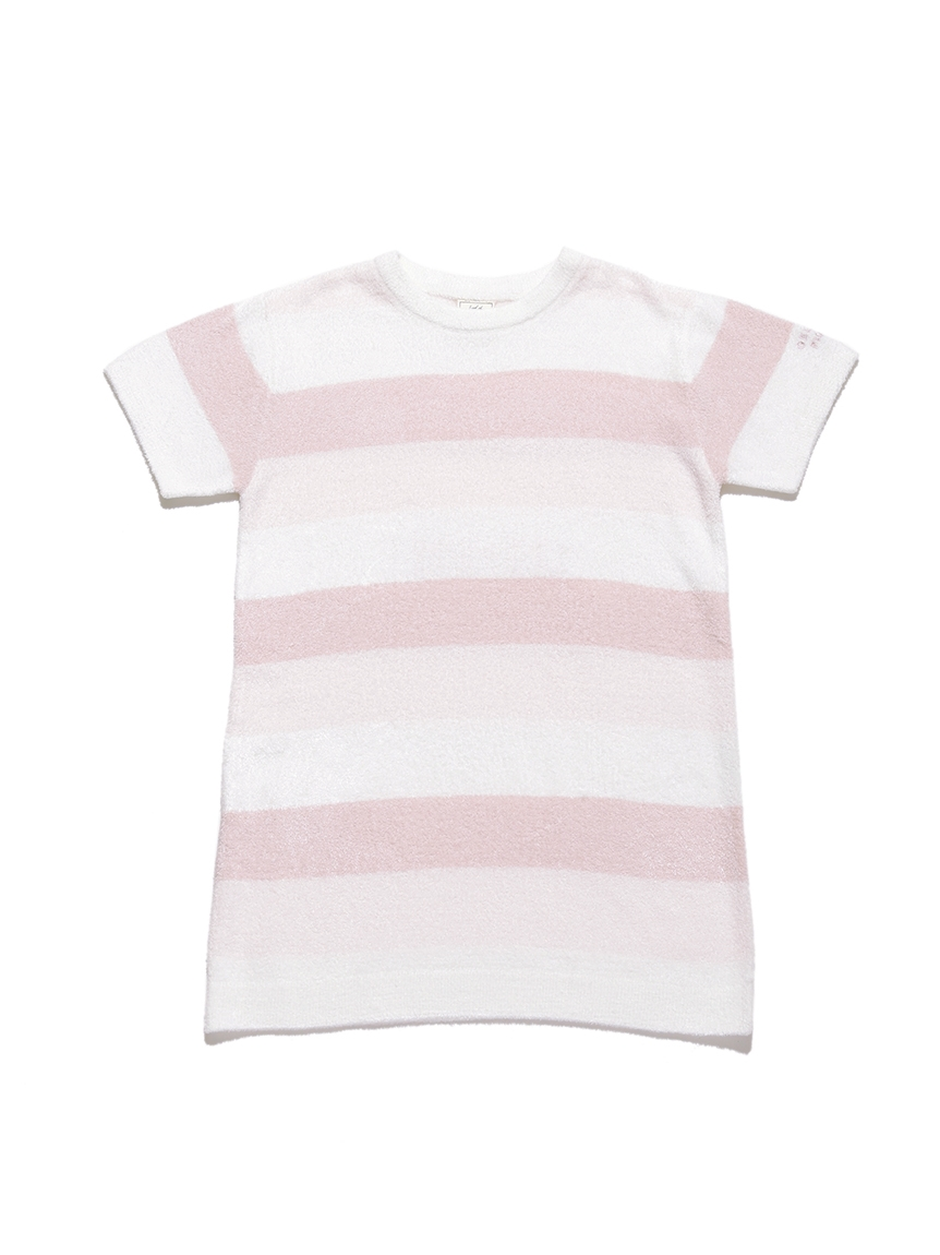 【KIDS】 リサイクル'スムーズィー'3ボーダー kids ドレス | PKNO214402