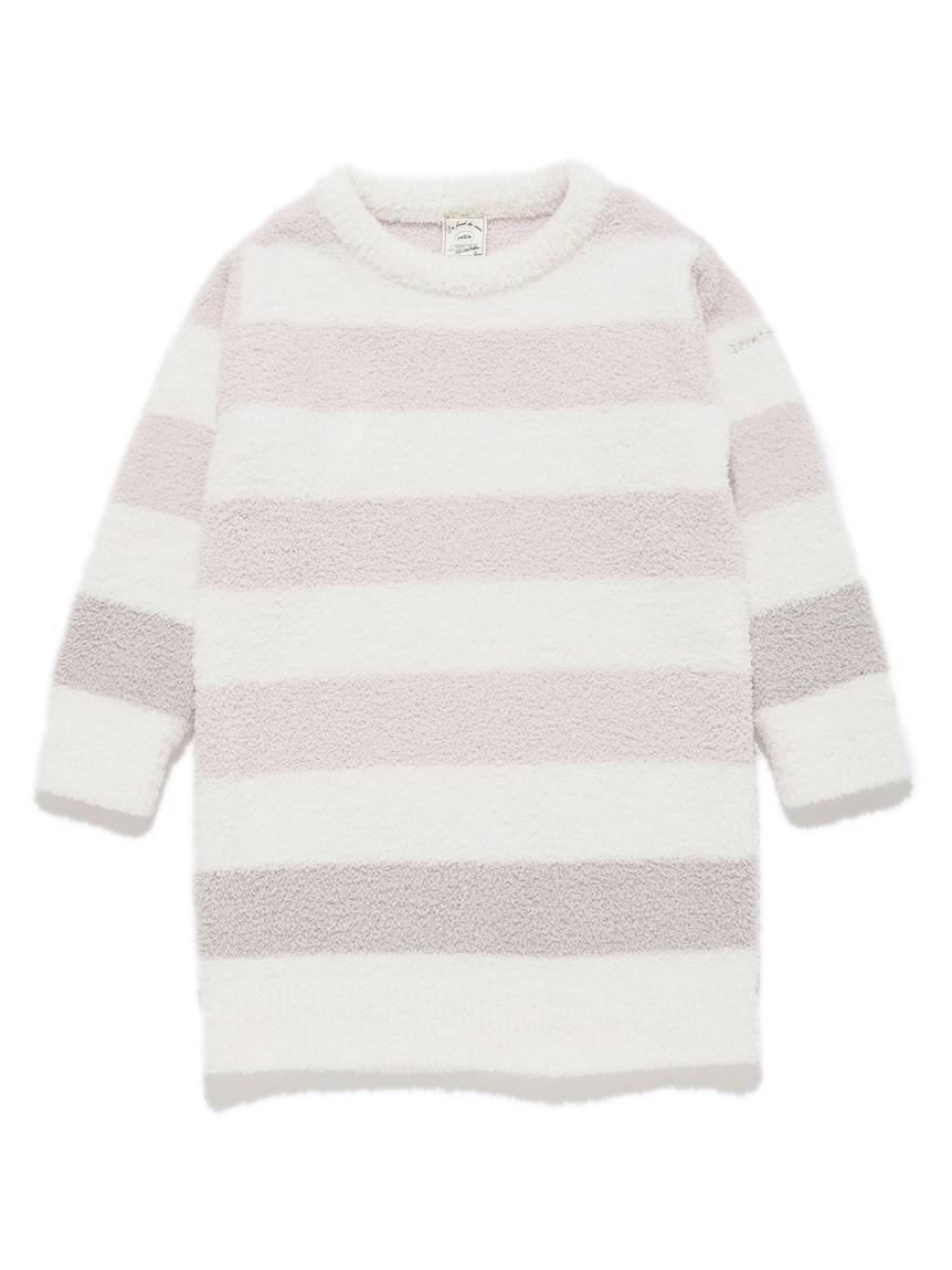 【KIDS】パウダートリムボーダー kids ドレス   PKNO215405