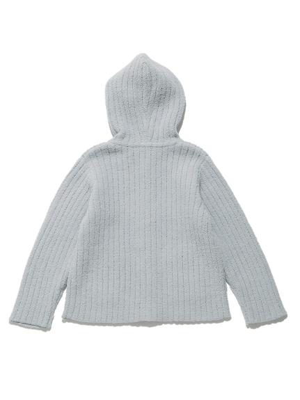 【KIDS】'マシュマロモコ'リブ kids カーディガン   PKNT211406