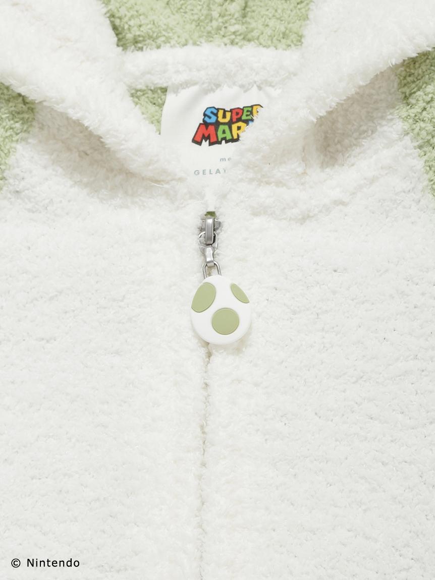 【スーパーマリオ】 【キッズ】 ヨッシー パーカ&ロングパンツ   PKNT214410
