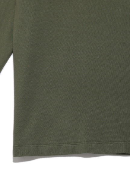 【MISTERGENTLEMAN×HOMME】SLEEVE SWITCHED L/S TEE | PMCT204974