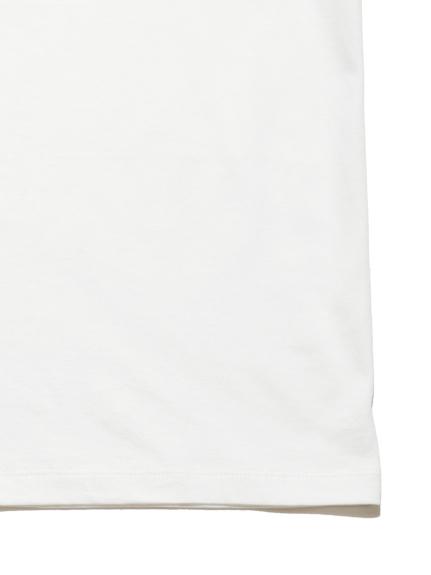 【GELATO PIQUE HOMME】スビンコットンワンポイントTシャツ   PMCT211938