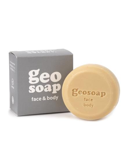 【GELATO PIQUE HOMME】 geo soap ワンポイントTシャツ&ソープSET | PMCT212815