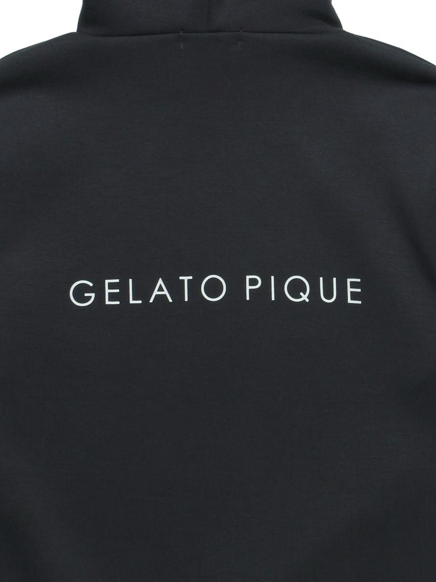 【GELATO PIQUE HOMME】 ポンチプルパーカー | PMCT212842