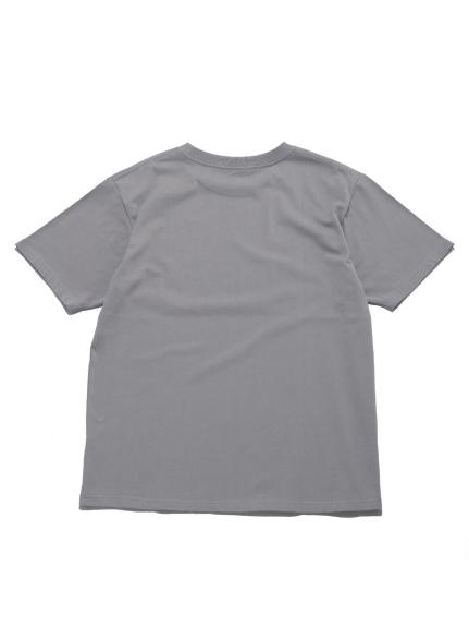 【GELATO PIQUE HOMME】オーガニックコットンTシャツ   PMCT212911