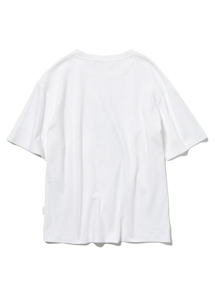 【旭山動物園】 HOMME オオカミTシャツ | PMCT212981