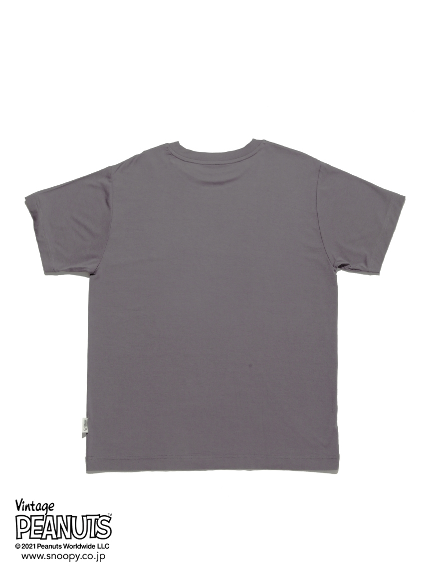 【PEANUTS】 HOMME プリントTシャツ   PMCT214153
