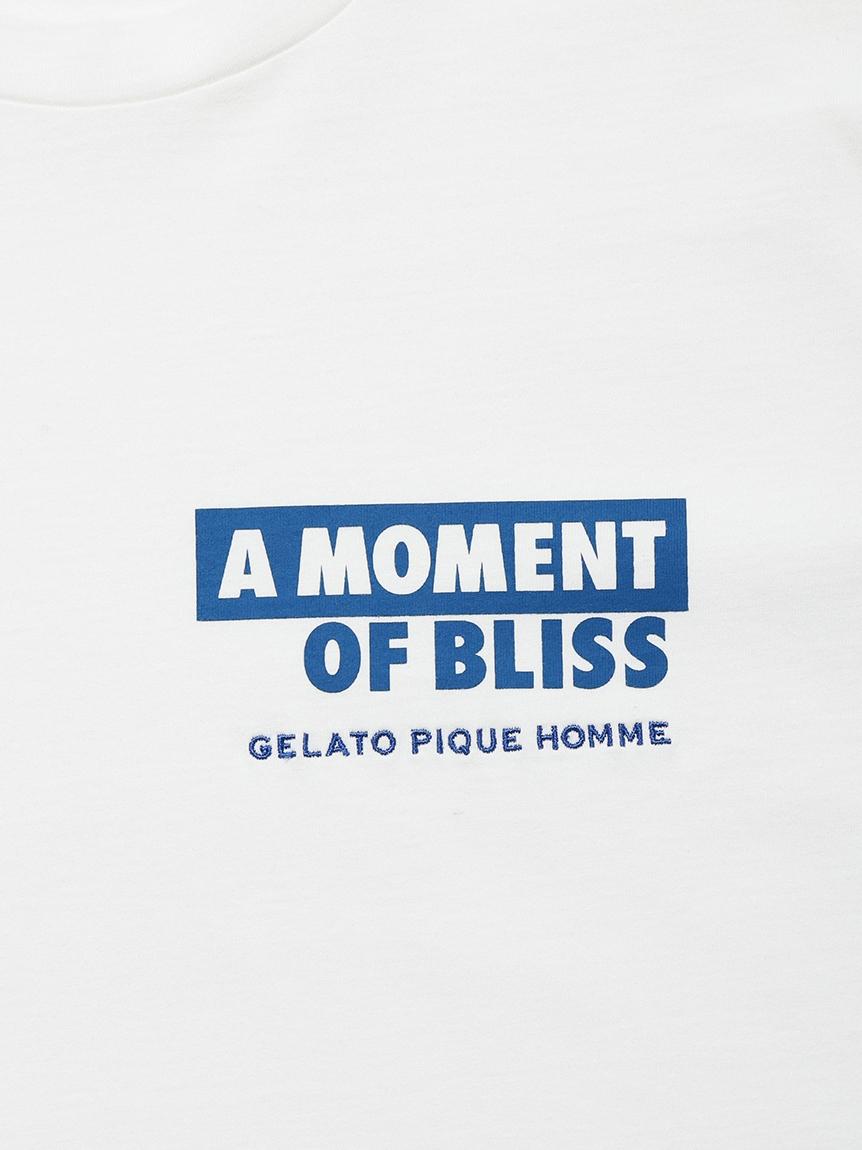 【GELATO PIQUE HOMME】 カポックプレーティングTシャツ | PMCT214956
