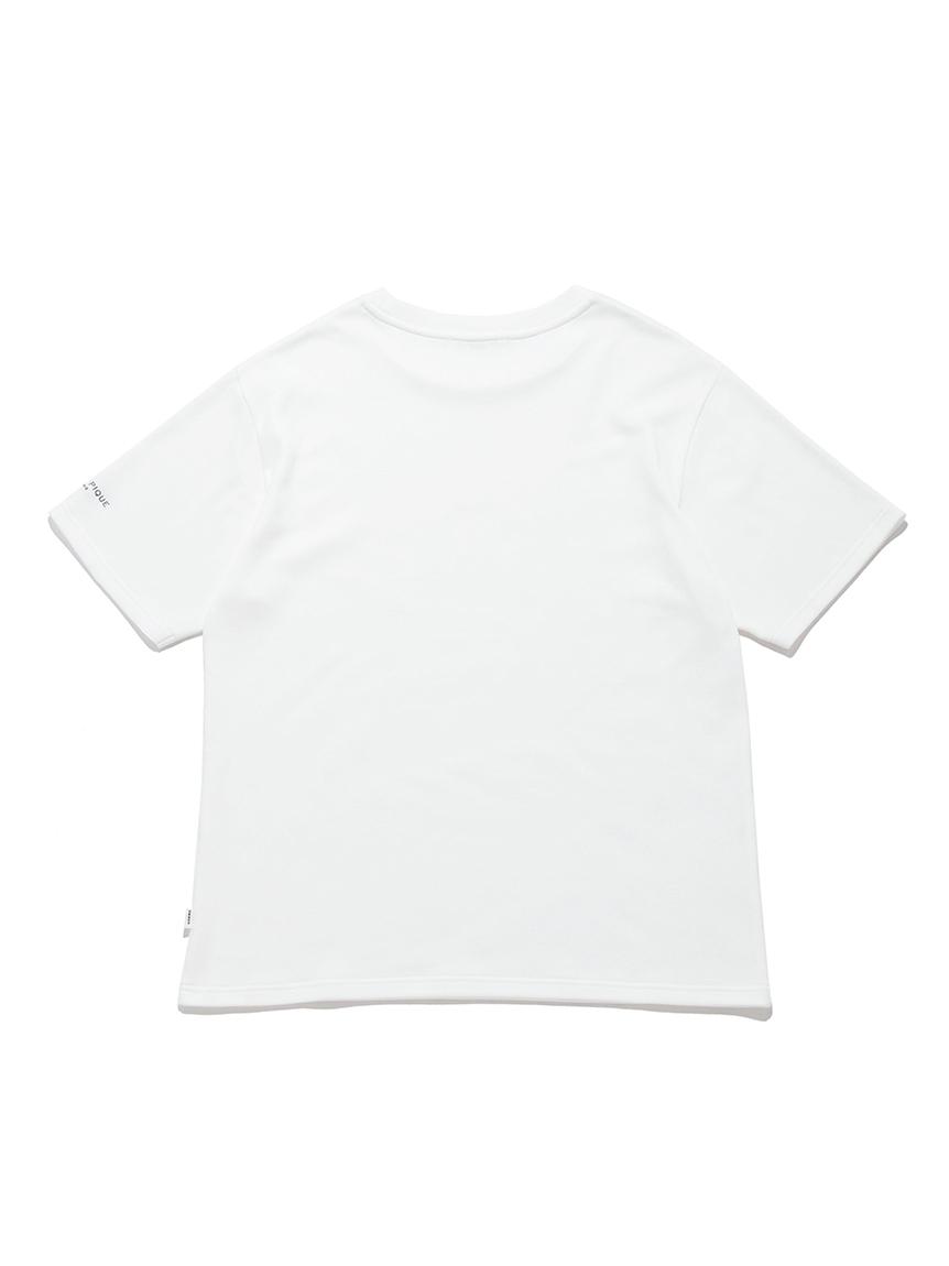 【GELATO PIQUE HOMME】 エイトロックTシャツ   PMCT214981