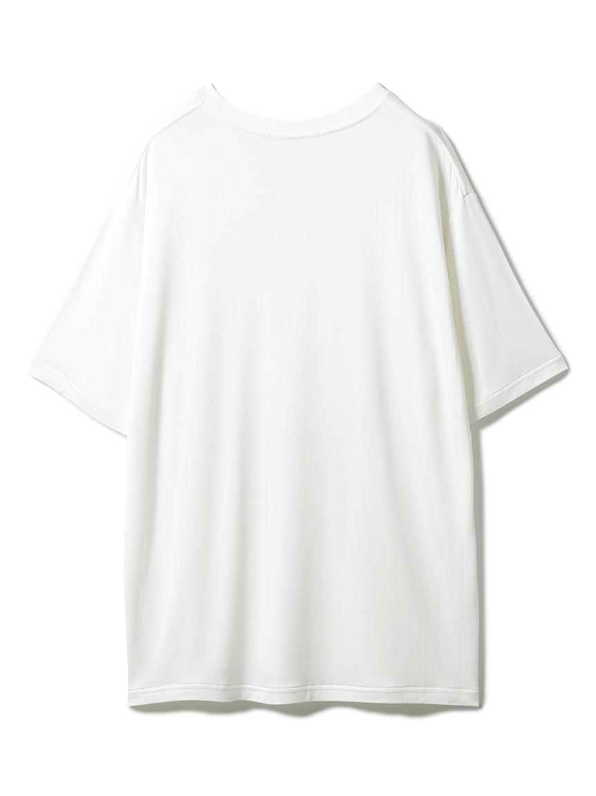 【GELATO PIQUE HOMME】 エコベロワンポイントTシャツ | PMCT214990