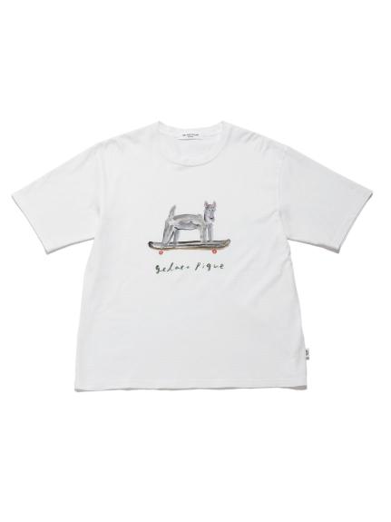 【ラッピング】【HOMME】サマーモチーフ柄Tシャツ&ハーフパンツSET | PMCT219231