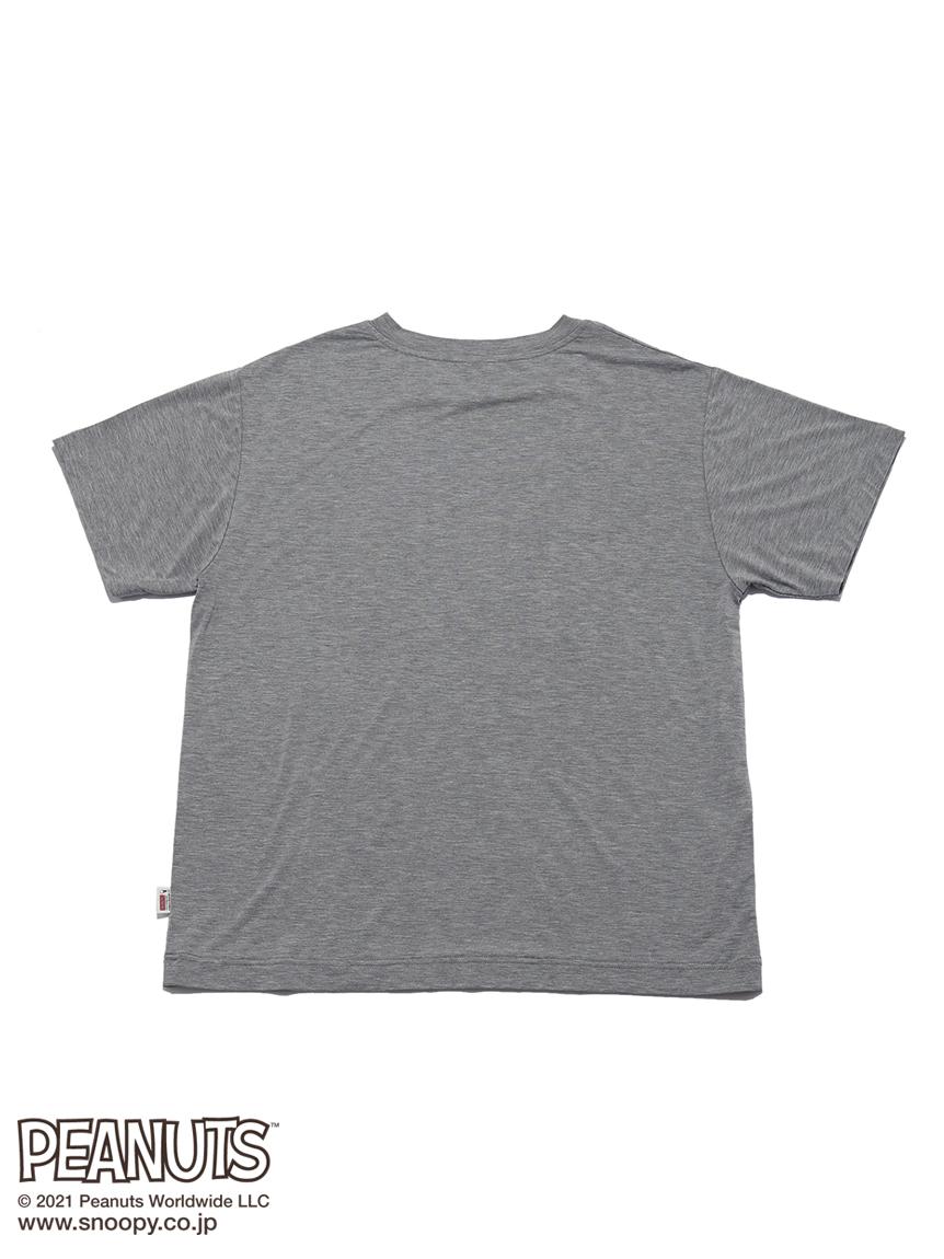 【ラッピング】【HOMME】【SNOOPY】ワンポイントTシャツ&ハーフパンツSET | PMCT219256