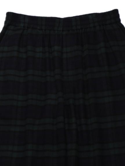 【MISTERGENTLEMAN×HOMME】FLANNNEL BLACKWATCH LOUNGE PANT   PMFP204976