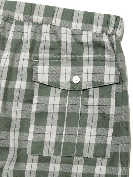 【GELATO PIQUE HOMME】チェックロングパンツ   PMFP211970