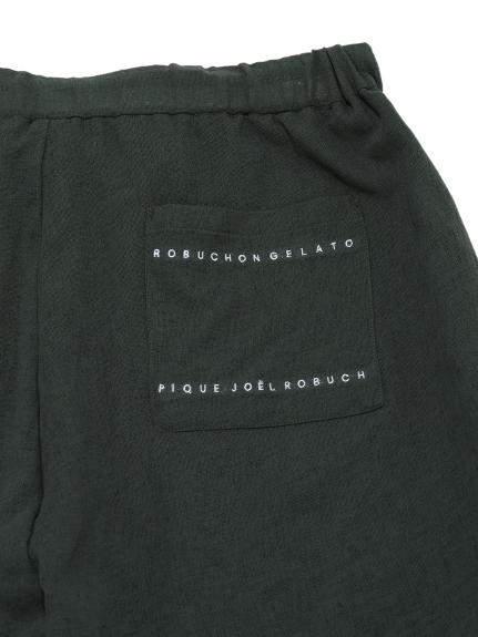 【Joel Robuchon & gelato pique】 HOMME ドライガーゼハーフパンツ | PMFP212965