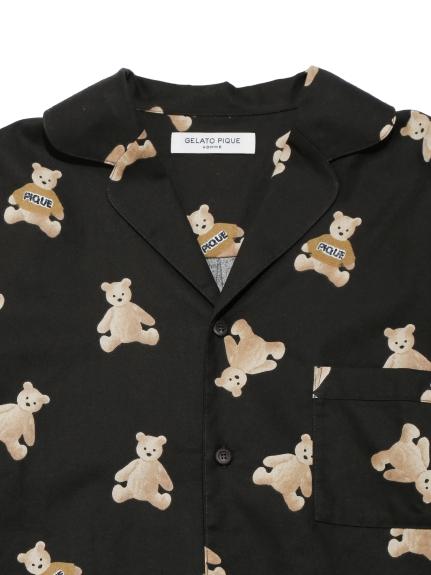 HOMME ベアネルシャツ   PMFT205968