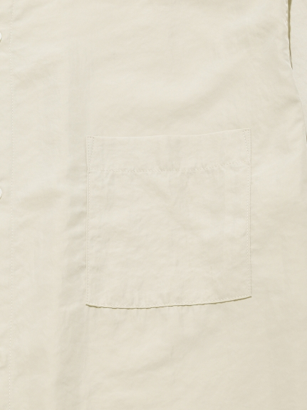 【GELATO PIQUE HOMME】リサイクルポリエステルシャツ   PMFT211926
